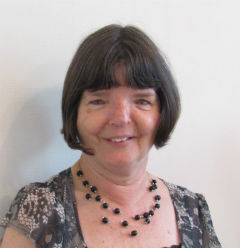 Trish Sandbach - Vice-chair