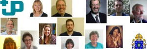 collage of commission members