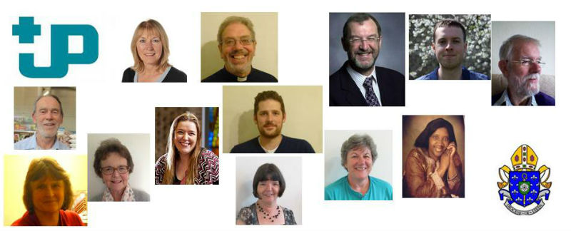 Members of the Diocese of Leeds Justice & Peace Commission