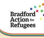 Bradford Action for Refugees logo