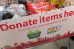 box for foodbank items