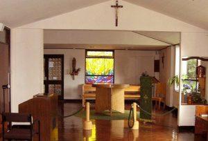 The Chapel at Wood Hall