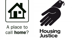 Logo of Housing Justice