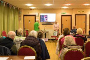 Meeting at Good Shepherd Parish Centre
