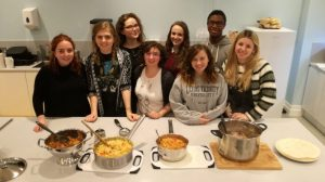 CAFOD intern group photo