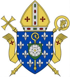 Diocese of Leeds logo