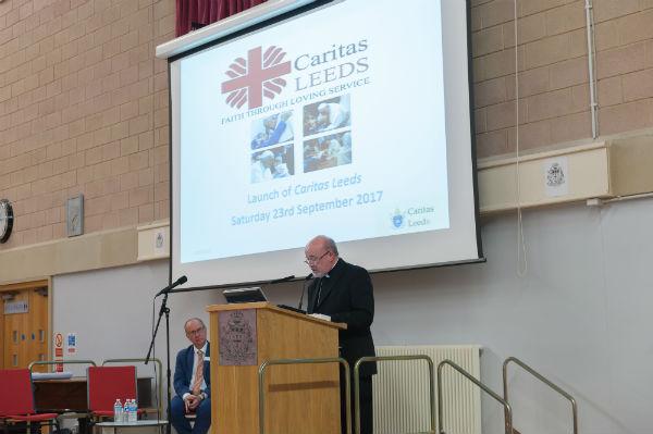 Caritas Launch - September 2017