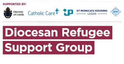 Leeds Diocesan Refugee Support Group logo