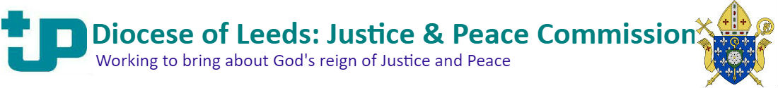 Justice & Peace Commission logo
