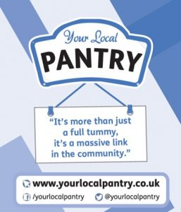 logo for your local pantry