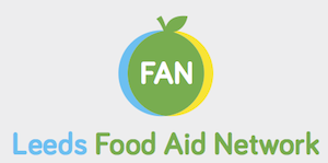 Leeds Good aid network logo