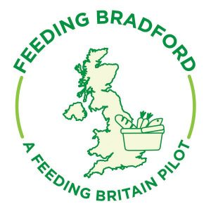 logo of feeding bradford organisation