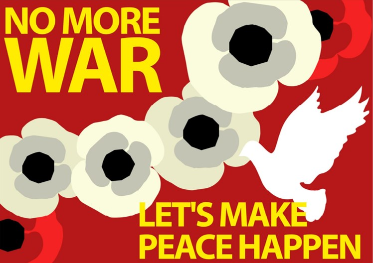 WWI Centenary – Remembrance is not enough