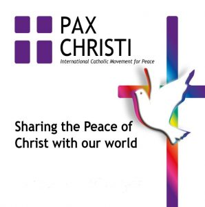 logo for Peace Sunday in 2019