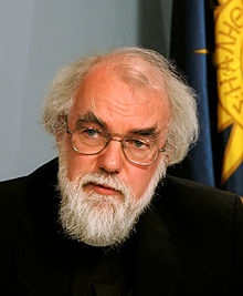 What does 'identity' mean?  -Dr Rowan Williams @ Bradford Cathedral