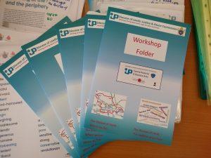 A set of folders