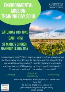 Environmental Mission Training Day 2019