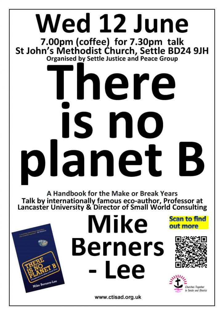 flyer for event