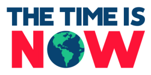 logo for mass lobby - the time is now