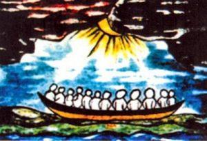 logo for faith and light