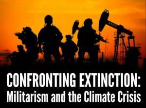 Confronting Extinction: Militarism and the Climate Crisis @ Mill Hill Chapel