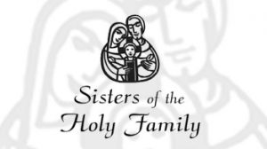logo of the sisters of the holy family