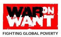 War on Want logo