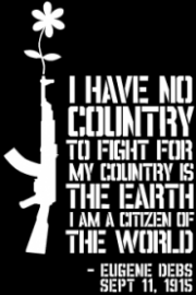poster about being a citizen of the world