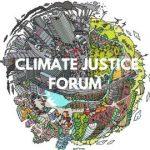 climate justice forum logo